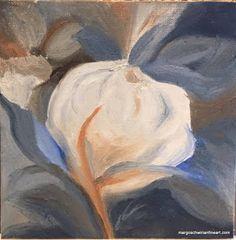 Margo Schwirian Fine Art: Latest Study in Oils