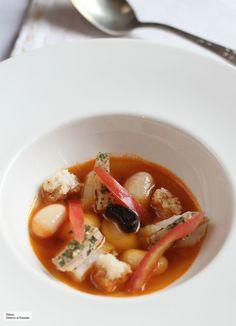 El bacalao de cuaresma de Carme Ruscalleda, receta adaptada a cocinas domésticas