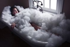 Fluffy Bath