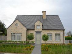 Huis - gebouwd met een Goya baksteen van steenfabriek Nelissen