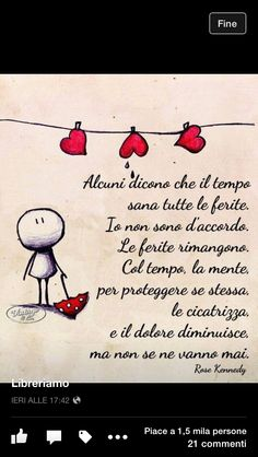 Ma non se ne vanno mai. Italian Phrases, Italian Quotes, Words Quotes, Me Quotes, Phrases About Life, Freedom Life, Love Pain, Positive Phrases, Feelings Words