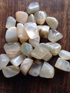 Grab a Moonstone when you need to feel balanced or are changing aspects in your life. It brings calm through awareness and provides the energy to sustain you through stages of growth. It's a highly intuitive stone that allows self-expression and creativity to your energy flow. You can carry it to provide protection while travelling and as a bringer of good fortune. Moonstone eliminates all the bullshit, presenting you with only truth.