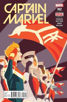 Captain Marvel (2016) Issue #2
