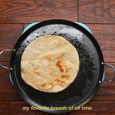 Trinidadian Roti Recipe by Tasty