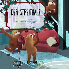 """""""Der Streithals"""" ist unser Weihnachtsstrolch Nr 3 und verwechselt immer gern Weihnachtsparty mit Westernparty. Wie verwendest du gewöhnlich Lichterkette, Baumbehang und Zuckerstange? Party, Light Chain, Fiesta Party, Parties, Direct Sales Party"""