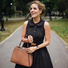 Sharing the first half of my #nyfw trip with @tresemme on galmeetsglam.com today #ontheblog #lbd #updo #tresnyfw #centralpark #nyc
