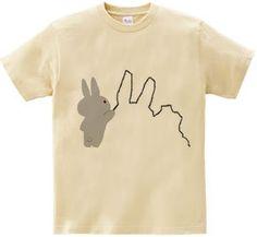 らくがき : irusu [長袖Tシャツ] - デザインTシャツマーケット/Hoimi(ホイミ)