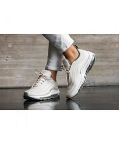 Authentic Nike Air Max 97 Ultra 17 Light Bone Trainers