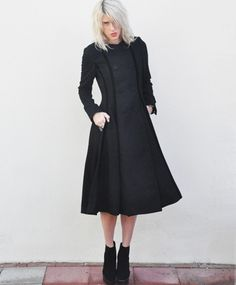 a stunning coat. On sale for 500.