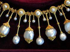 Baroque pearls Musei Capitolini