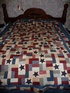 cool patriotic quilt