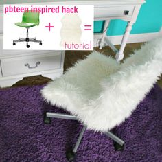 pbteen inspired hack tutorial in 8 easy steps for cheap! Perfect for the girls future room!