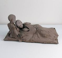 Georges Jeanclos Georges Jeanclos-Mossé (French, 1933-1997) The passionate and powerful figurative sculpture of the late Geo...