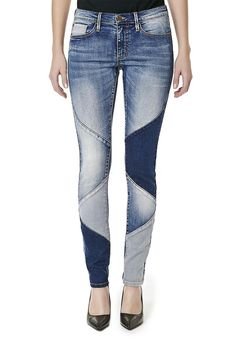 Buffalo David Bitton Cotton-polyester-blend jeans, $89; buffalojeans.com