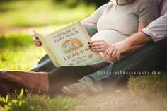 pregnancy photography in nature - Google Search More