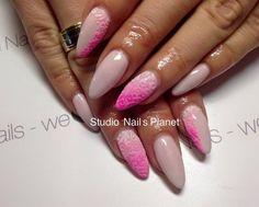 Sugar effect w różowej odsłonie  #SPN #nails #SPNNails #rosenails #sugareffect #beautynails #beauty #women #pretty #glamour #elegant #paznokcie #piękne #insporacje #inspirations