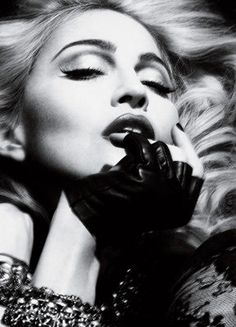 Madonna (American songwriter singer actress dancer) The world's top female singer of all time. Known for her ability of reinventing her music and image. Became a fixture on MTV with her number one songs Like A Virgin, Papa Don't Preach, Like A Prayer, Vogue, Frozen, Hung Up and 4 Minutes. She is also known for her movie roles in Desperately Seeking Susan and Evita.
