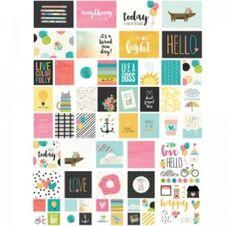 Cartes Project Life 'Simple Stories - Snap Binder' Carpe Diem Qté 115