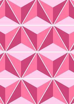 Geometric Study: Triangles on Behance