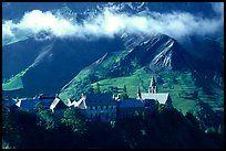 Village of La Grave. France ( color)