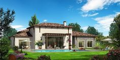 Luxury Villa, Istanbul, House Plans, Real Estate, Mansions, House Styles, Outdoor Decor, Home Decor, Estate Agents