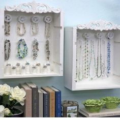 Cute open shadow boxes