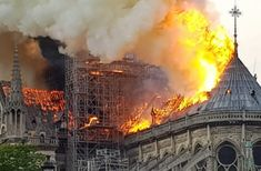 The chief architect at Germany's Cologne Cathedral on Tuesday reckoned the reconstruction after the fire in Paris' Notre Dame Cathedral. Strasbourg Cathedral, Chief Architect, World Watch, Voyage Europe, Historical Monuments, Chapelle, Gothic Architecture, Paris France, Picture Video