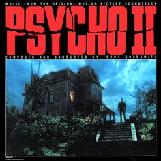 """""""Psycho II"""" (1983, MCA).  Music from the movie soundtrack."""