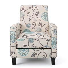 Lucas Fabric Recliner Chair