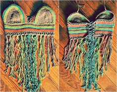 Katia Ribeiro Acessórios: Cropped Tops Crochê - Tops em Crochê - Inspiração