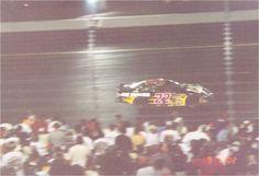 Ward Burton Richmond International, Chevrolet Monte Carlo