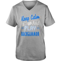 Keep Calm And Play Backgammon Shirt - Womens Scoop Neck T-Shirt  #gift #ideas #Popular #Everything #Videos #Shop #Animals #pets #Architecture #Art #Cars #motorcycles #Celebrities #DIY #crafts #Design #Education #Entertainment #Food #drink #Gardening #Geek #Hair #beauty #Health #fitness #History #Holidays #events #Home decor #Humor #Illustrations #posters #Kids #parenting #Men #Outdoors #Photography #Products #Quotes #Science #nature #Sports #Tattoos #Technology #Travel #Weddings #Women