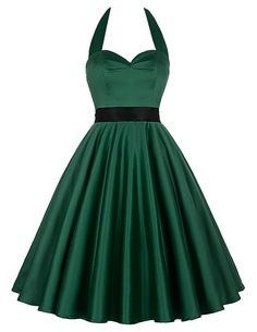 Find More Dresses Information about 50s big Swing Vintage Audrey Hepburn Robe sexy Retro Casual Party Dresses Summer style women plus size Pin Up clothing Vestidos,High Quality dress vintage clothing,China dress lily Suppliers, Cheap dress show from Belle Poque Official Store on Aliexpress.com