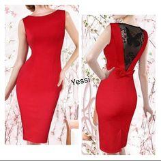 Vestido Trendy Dresses, Casual Dresses, Little Dresses, Dresses For Work, African Fashion Dresses, Fashion Outfits, English Dress, Dinner Gowns, Dress Brokat