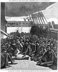 PAIN BY NUMBERS  /reparations  Europeans slaked their need for labour in the colonies – in the mines and on the plantations – not only by enslaving indigenous Americans but also by shipping slaves across the Atlantic from Africa. Up to 15 million of them. In the North American colonies alone, Europeans extracted an estimated 222,505,049 hours of forced labour from African slaves between 1619 and 1865. Valued at the US minimum wage, with a modest rate of interest, that's worth $97trn – more…