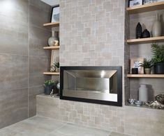 Using a matching cut décor tile is a wonderful to personalise your space. Try it as a feature wall to create a space as unique as you are. Feature Walls, Trendy Home, Your Space, Floors, Tiles, Create, Unique, Home Decor, Home Tiles
