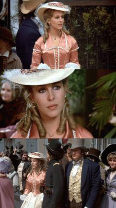 Parker Stevenson, Genie Francis, Civil War Movies, Jonathan Frakes, Kirstie Alley, South Orange, Period Movies, North South, Movie Costumes