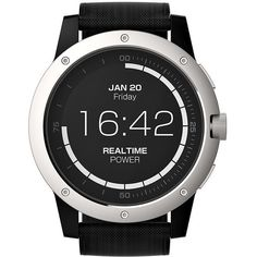 The MATRIX PowerWatch is the world's first smartwatch that you never have to charge. Powered by your body heat, it measures calories burned, activity level, and sleep using our advanced thermoelectric technology. It is the only smartwatch to feature a power meter which displays how much electrical power you are generating.