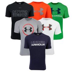 Under Armour Short Sleeve T-Shirt 3-Pack For $32 at @shopproozy   https://clothingtrial.com/coupon/proozy     #tshirt #mensfashion #fashion