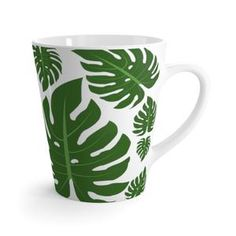 Monstera cup for plant lovers