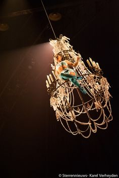 Cirque Du Soleil: Corteo 2012 by Sterrennieuws, via Flickr
