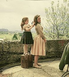 The Sound of Music/ Kym Karath & Charmian Carr