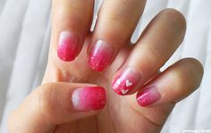 Pink Sparkly Gradient~