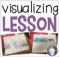 Hi friends! This week I introduced visualizing to my little ones with a super easy and powerful lesson! I wanted to share it with you in ca...
