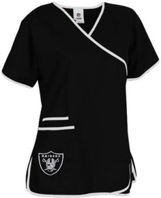 '47 Brand Oakland Raiders Women's Upperdeck Pullover Hoodie - Black
