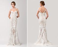 Destination Style - Fashion Forward Bridal Fashion Gemy Maalouf: 4332 Courtesy of: Gemy Maalouf
