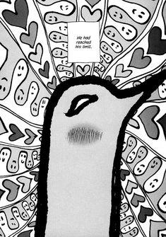 Bonne Nuit Punpun, Goodnight Punpun, Arte Peculiar, Junji Ito, Sad Anime, Good Manga, Panel Art, Manga Games, Wallpaper