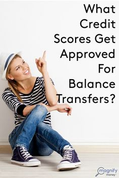 Don't despair if you have less than perfect credit – there are many different balance transfer credit cards on the market that approve a range of credit scores. In order to determine the offers available to various credit scores, we went to the Credit Karma database. http://www.magnifymoney.com/blog/balance-transfer/credit-score-ranges-balance-transfer-offers1175495521