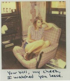 All 65 of Taylor Swift's 1989 Polaroids - Page 44 of 65 - Page 44