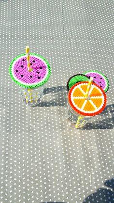 Hama Glass Covers Crochet Earrings, Enamel, Cover, Glass, Diy, Accessories, Jewelry, Hama, Isomalt